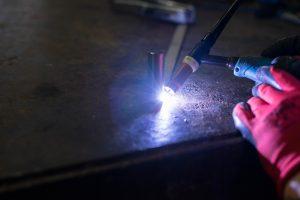 Golfschläger-Hersteller - Werkhalle